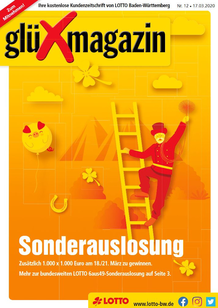 Lotto Baden Württemberg Sonderauslosung