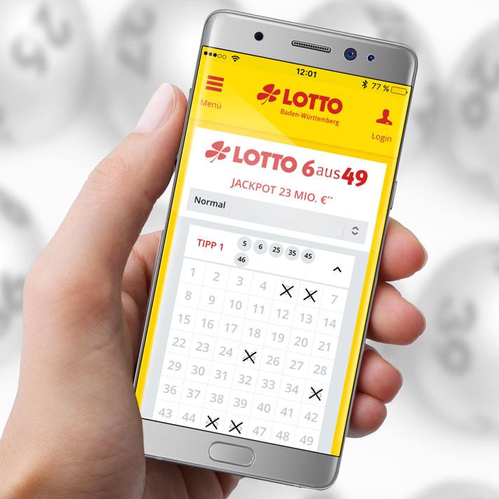 Lotto Online App