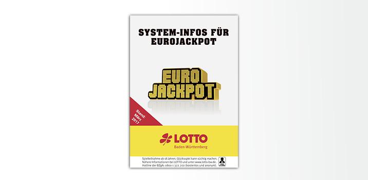 Eurojackpot System Gewinnquote