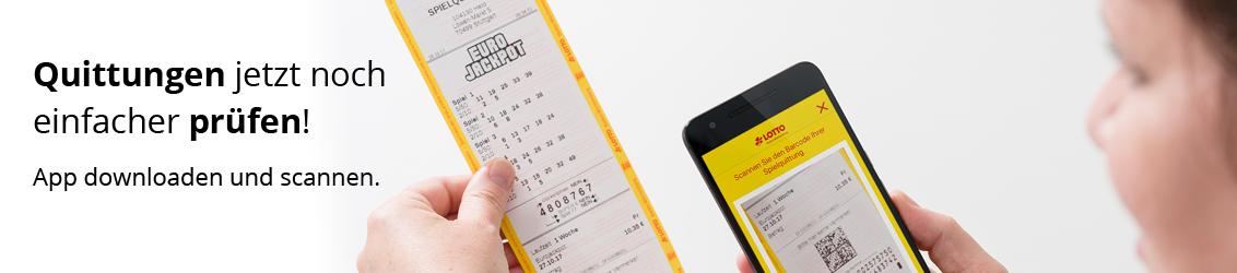 Lotto Bw App